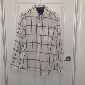 Nautica's men's button down dress shirt XL